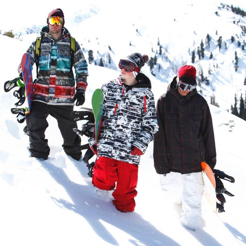 женщины одежда для катания на лыжах фото легко